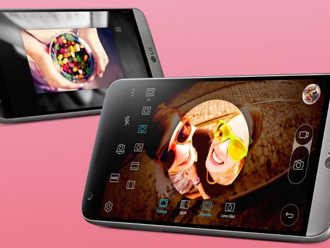 Das LG G6 und das LG G5 (Bild) werden kaum etwas gemein haben