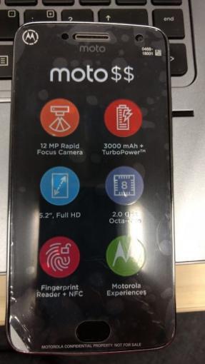 Die Specs des Moto G5 Plus