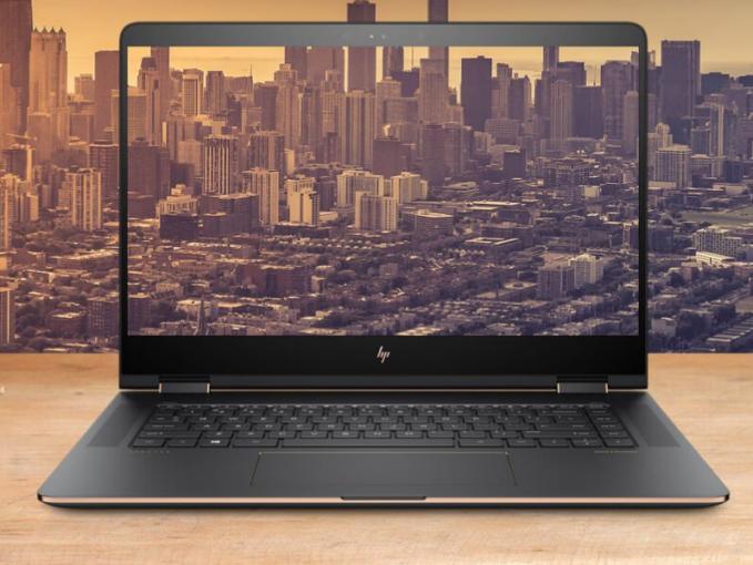Das HP Spectre x360 gibt es in 2 Größen
