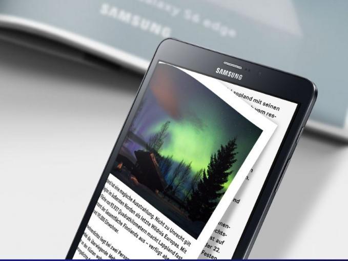 Das Galaxy Tab S3 soll wie das Tab S2 aussehen