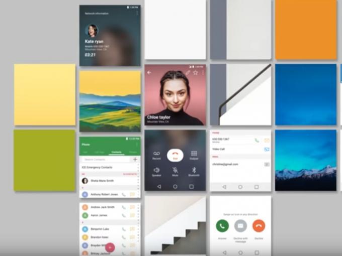 UX 6.0 sieht schick aus