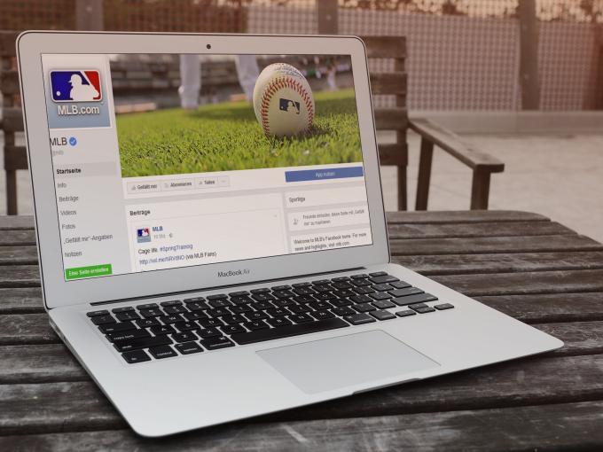 Baseball kommt wohl bald auf Facebook
