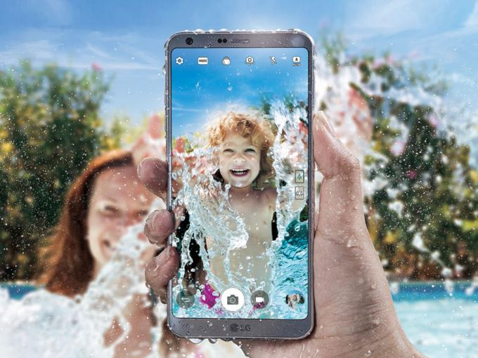 Das LG G6