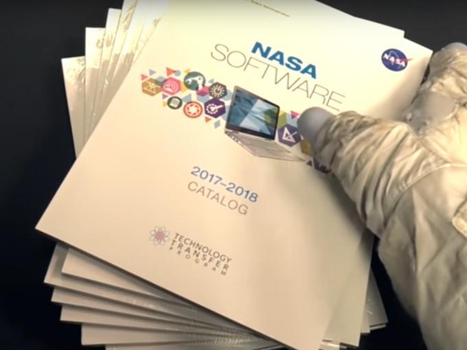 Die NASA hat einen Software-Katalog zum Download bereitgestellt