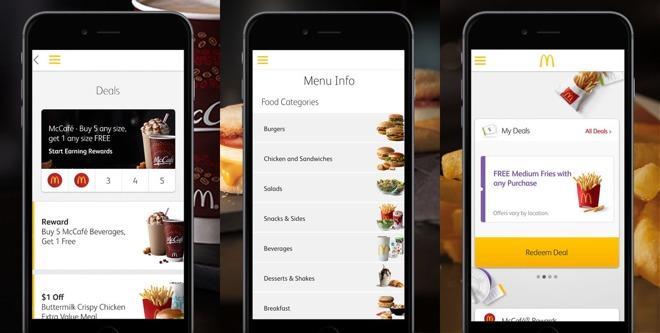 McDonalds testet bereits Bestellungen per iOS-App