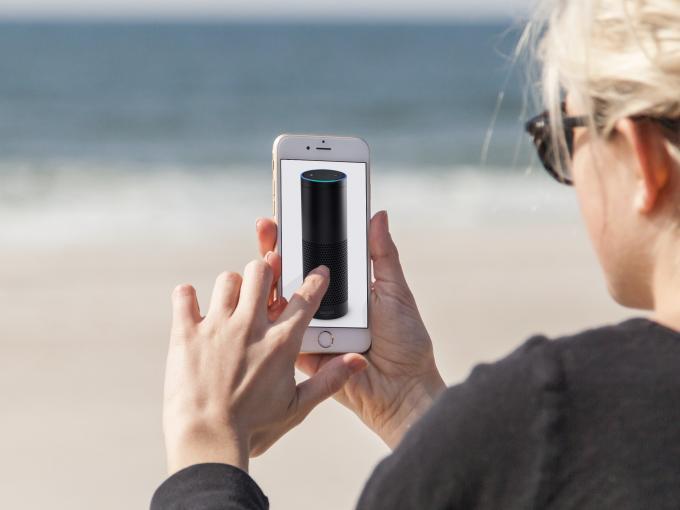 Alexa, bekannt von Amazon Echo, kommt bald aufs iPhone