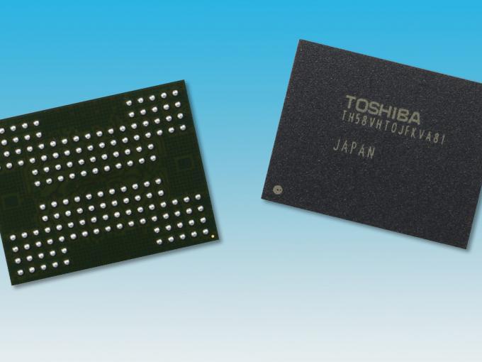 NAND-Flash von Toshiba