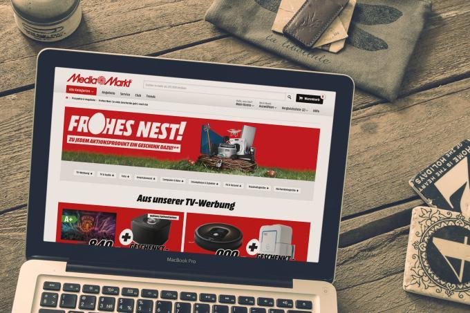 Clever kaufen und sparen bei Media Markts Oster-Aktion