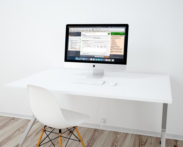 Steuererklärung am Mac mit WISO steuer:2017