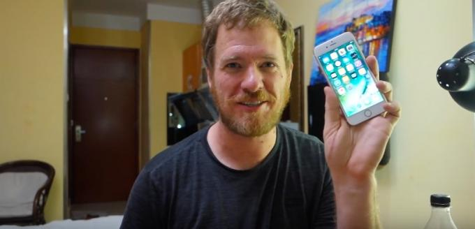 Scotty Allen hat sein iPhone selbst gebaut