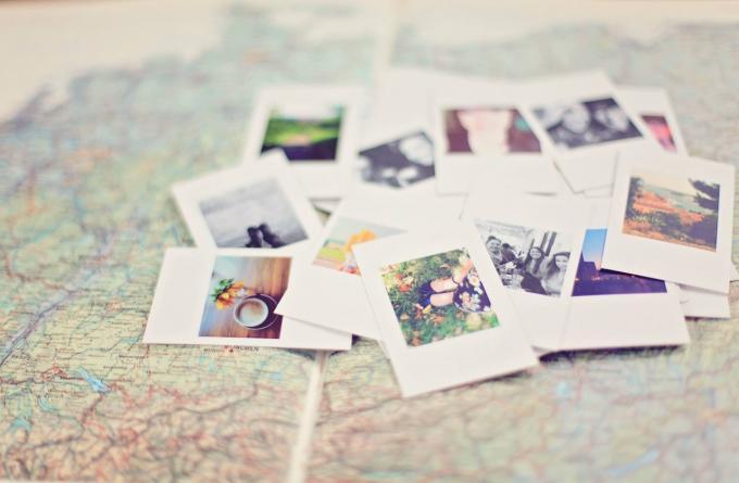 Mit der neuen Zeitachse lassen sich auch aufgenommene Fotos auf der Karte verfolgen