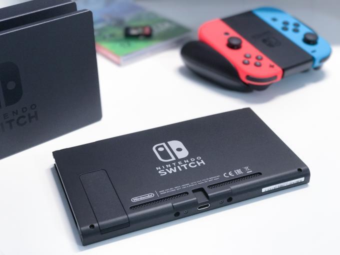 Die Switch ist Heimkonsole und Handheld zugleich.