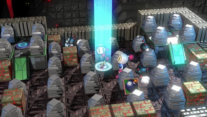Allein im stillen Kämmerlein macht Bomberman kaum Spaß, aber als Partyspiel kommt Laune auf.