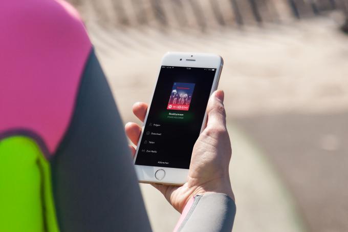 Mit den neuen Spotify-Strichcode lassen sich Songs, Künstler und Playlisten ganz einfach teilen