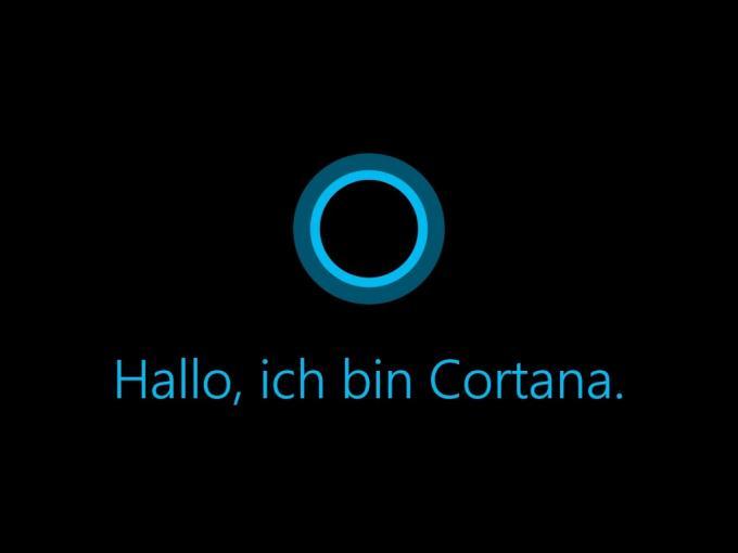 Ist Cortana bald überall?