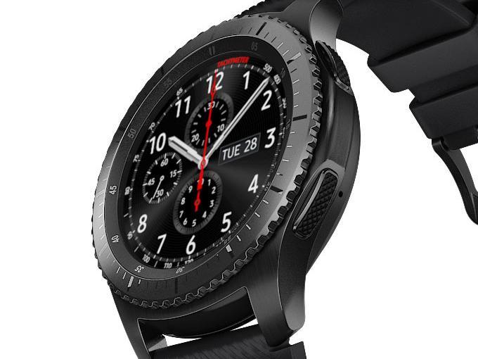 Samsung Gear S3 Smartwatch mit Tizen OS