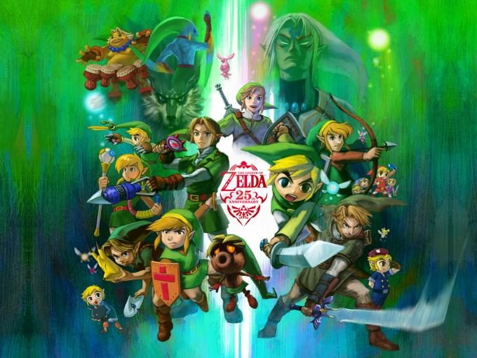 "25 Jahre ""The Legend of Zelda"""