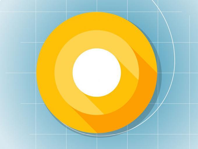 """""""Android O""""-Logo"""