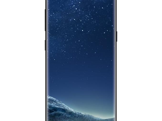 Android-Smartphone Galaxy S8