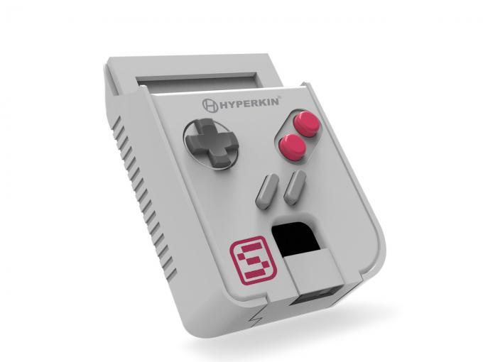 Der SmartBoy macht aus Ihrem Android-Smartphone einen Game Boy