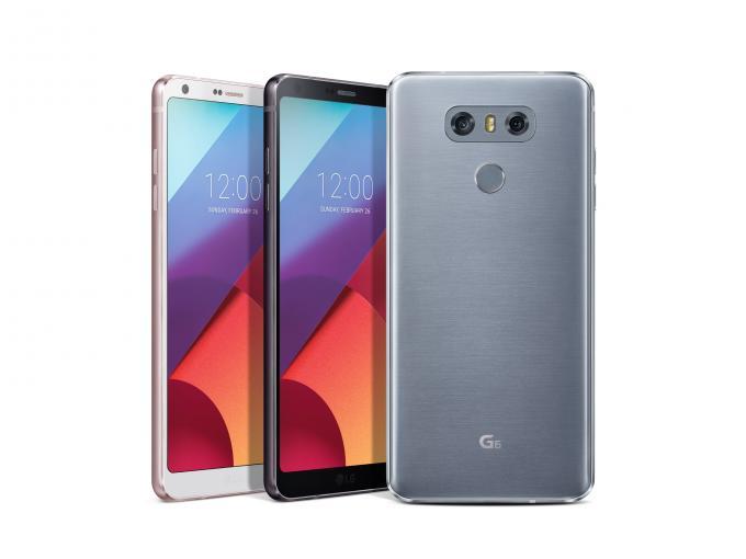 "DAS LG G6 bekommt offenbar einen ""kleinen"" Bruder namens Q6"