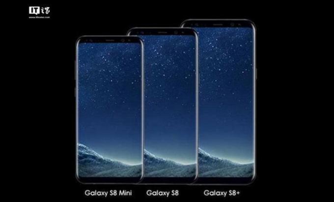 Bekommt das Galaxy S8 noch Mini-Nachwuchs?