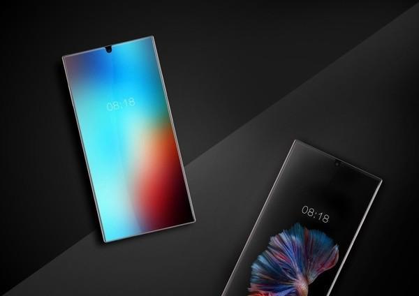 Android-Smartphones FS8016 und FS8010 mit randlosem Display