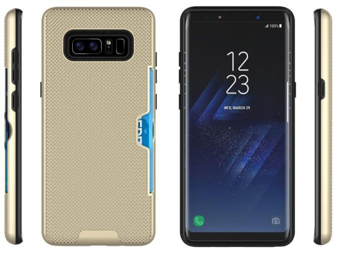 Sieht so das Galaxy Note 8 aus?