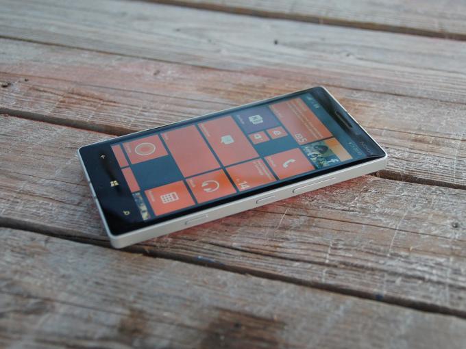 Lumia-Smartphone mit Windows Phone als Betriebssystem