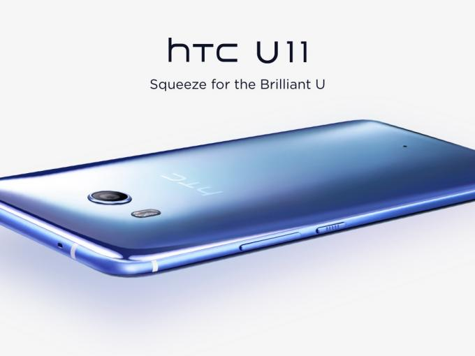 HTC U11 Android-Smartphone