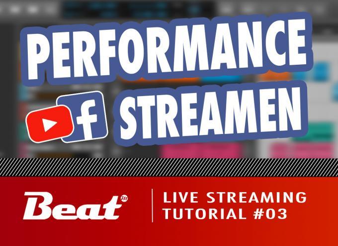 Live Streaming Tutorial Folge 3