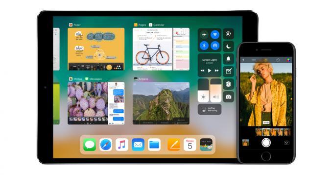 Wie jedes Jahr können leider nicht mehr alle iPhone- und iPad-Modelle auf iOS 11 updaten