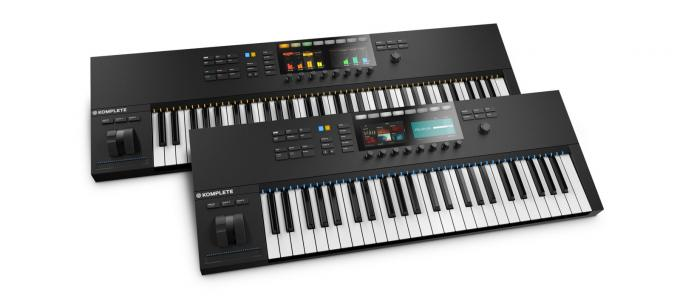 Native Instruments Komplete Kontrol MKII
