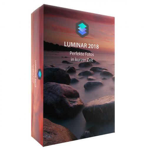 Luminar 2018 - jetzt zum Vorteilspreis sichern!