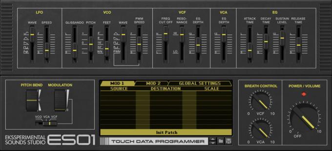 Ekssperimental Sounds ES-01