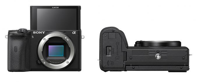 """» Der """"Z-Akku"""" (NP-FZ100) lässt Fotografen-Herzen höher schlagen. Im Vergleich zur Alpha 6500 ist er doppelt so groß!"""