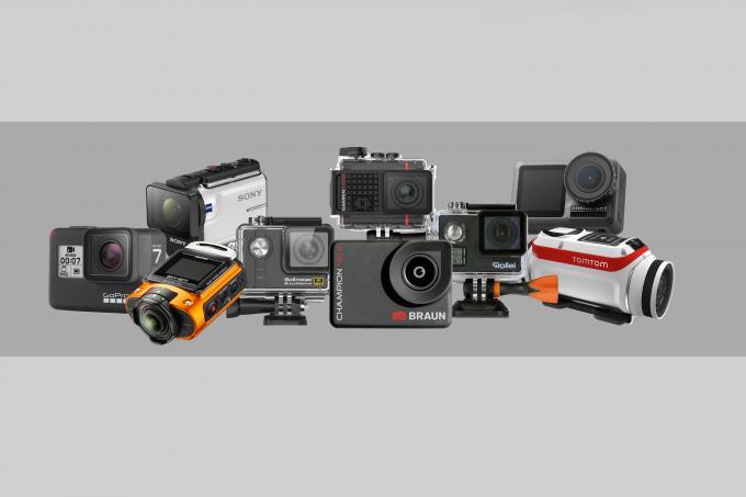 Helmkamera Test: 9 Modelle für Action-Liebhaber
