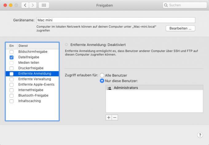 Schutz der Privatsphäre: Sicherheit am Mac erhöhen
