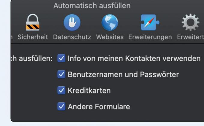 Sichere Passwörter für iPhone, iPad und Mac in wenigen Schritten