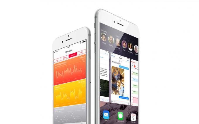 Der Akku des iPhones hält in der Regel bis zu zwei Tage durch