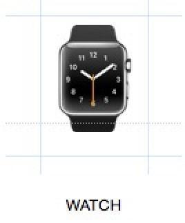 Apple ersetzt die Standard-Emoji-Uhr durch eine Apple Watch