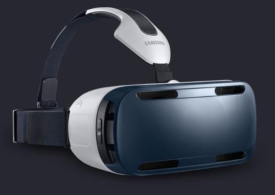 Samsungs Gear VR funktioniert ähnlich wie ein neues Apple-Patent