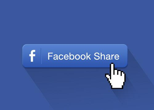 Wer Beiträge über Facebook teilt, muss unter Umständen mit einer Geldbuße rechnen