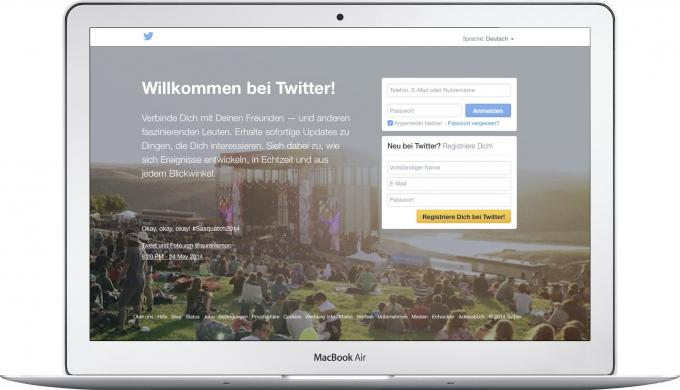Die kostenlose Twitter-App für iPhone und iPad ist ein guter Start für Anfänger.