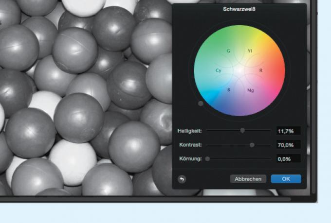 Pixelmator: Diese geheimen Profi-Tricks machen aus einem Farbbild ein künstlerisches Schwarz-Weiß-Foto