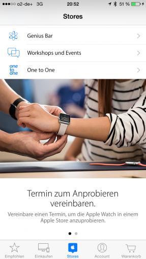 Nutzer der Apple Store App können sich hin und wieder über exklusive kostenlose Apps freuen