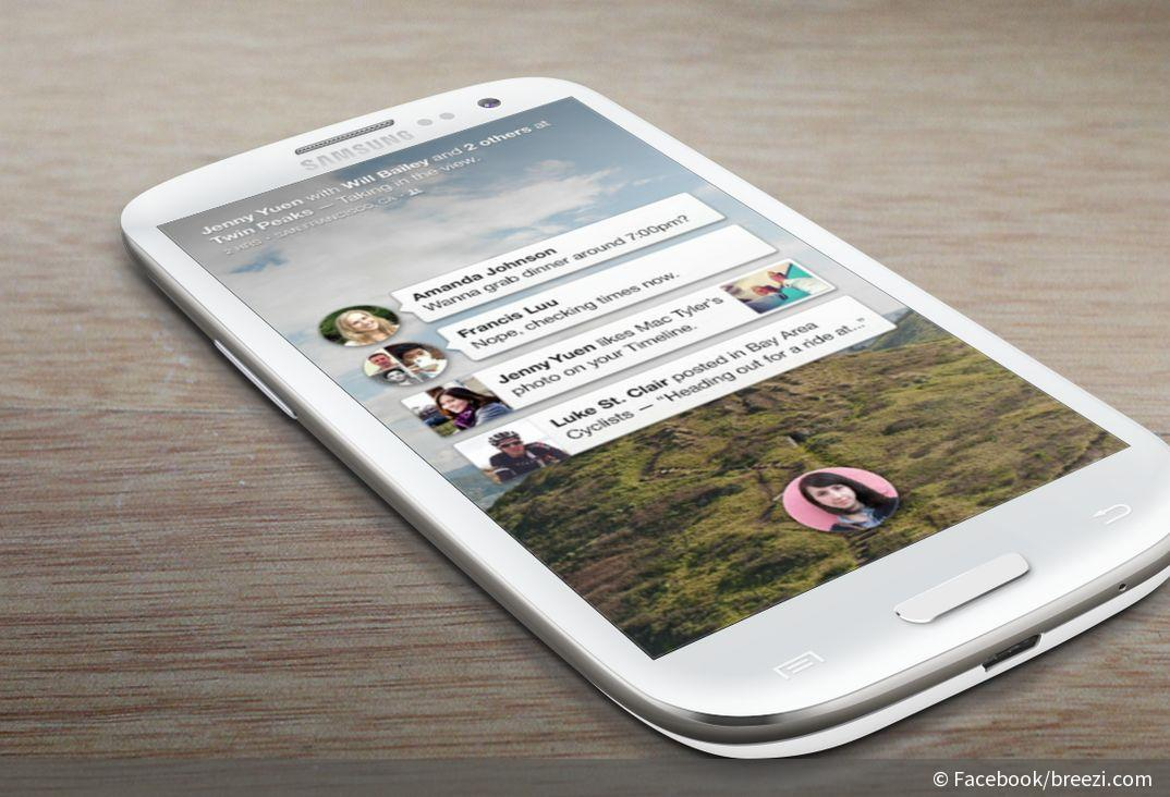 Viele Downloads aber negatives Feedback: Facebook gelobt nun Besserung für Home
