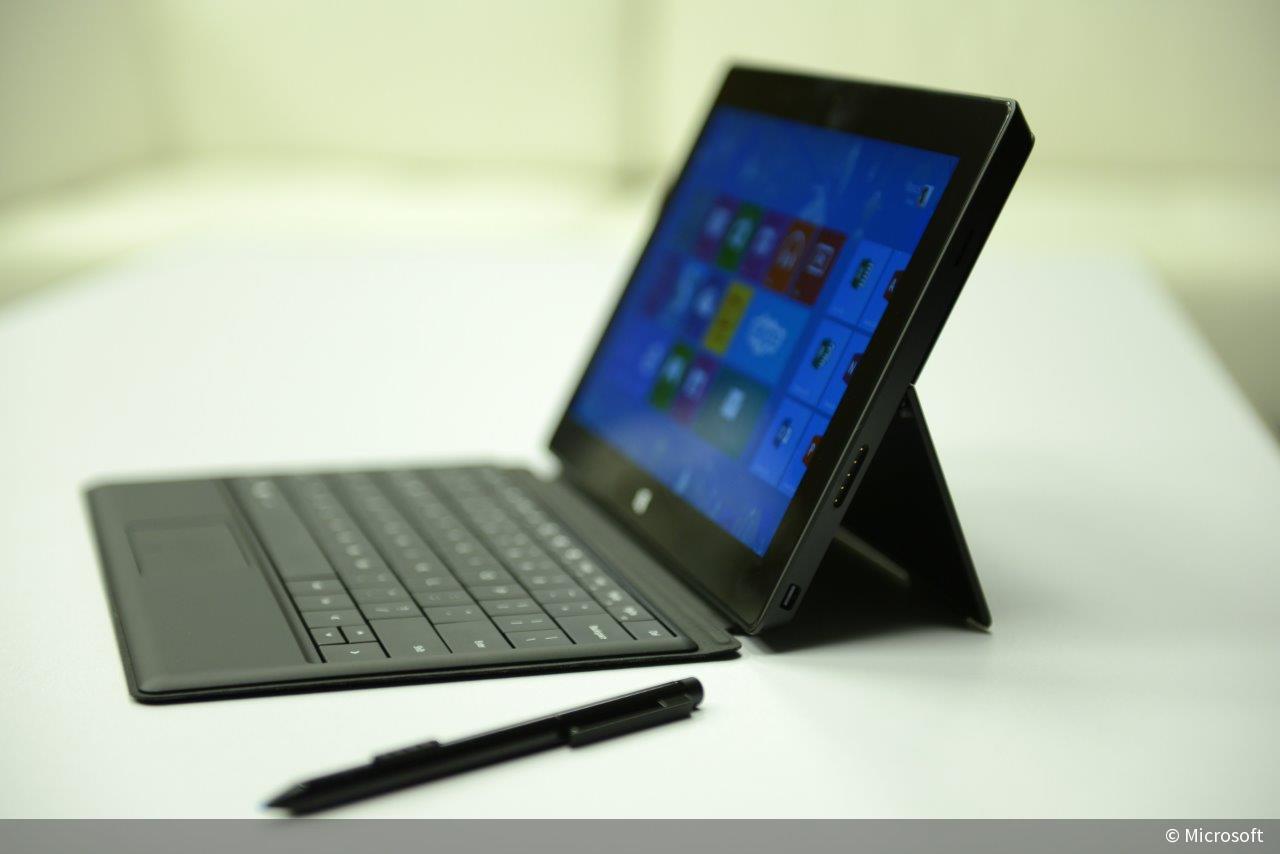 Hands-on: Surface Pro erscheint in Deutschland
