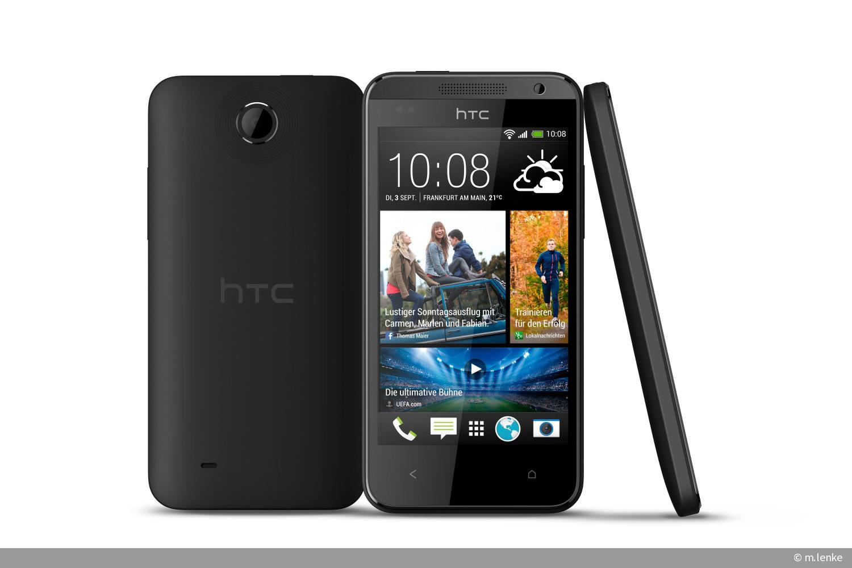 HTC Desire 601 und 300: HTC stellt sowohl Einsteiger- als ...