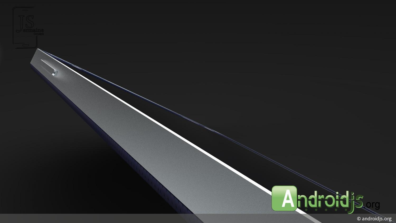 Galaxy S6: Flaggschiff-Smartphone bekommt eckige Kanten ...